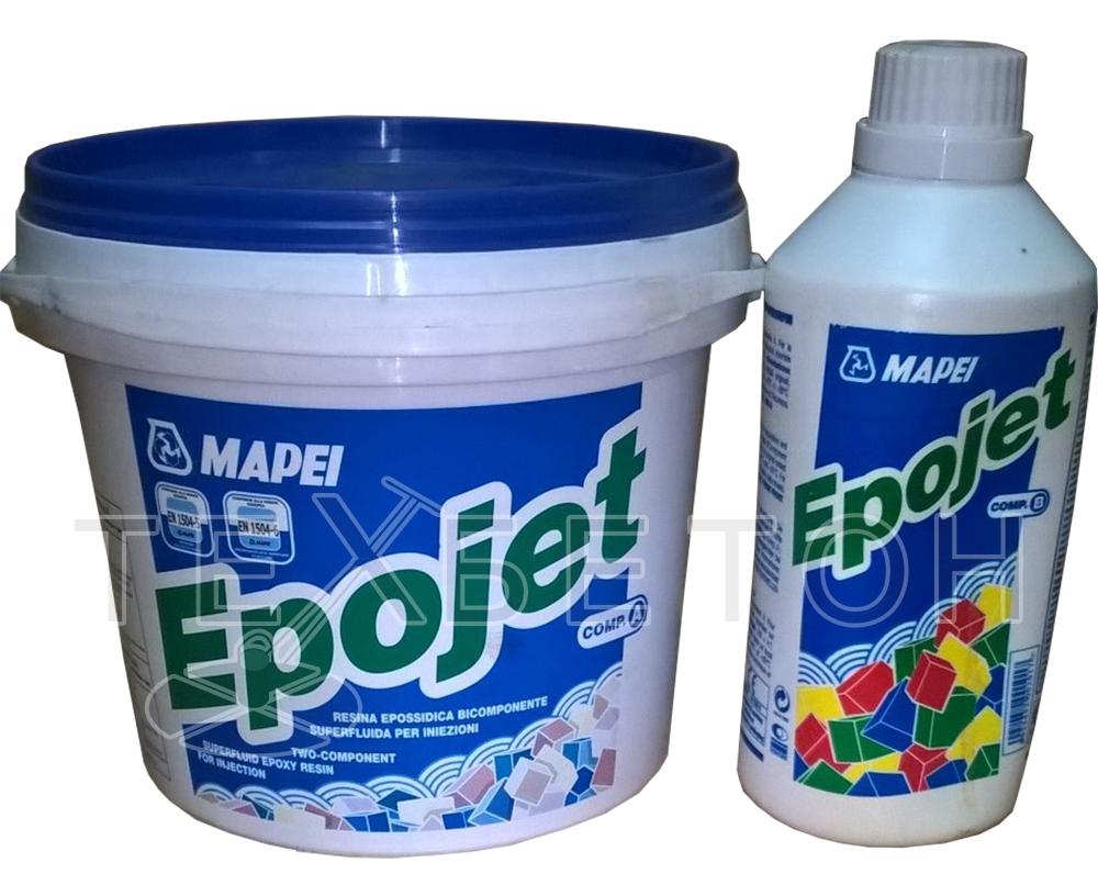 Mapei epojet b for Mapei epojet