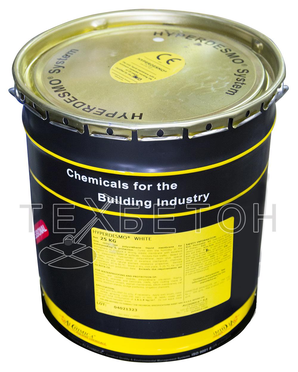 Alchimica (Греция) Мастика Hyperdesmo (цвет:серый, фасовка: 6 кг)