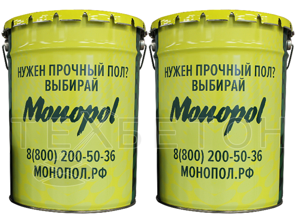 Monopol (Россия) Monopol 6 ПУ (фасовка: 20 кг)